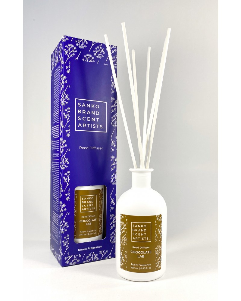 CHOCOLATE LAB Reed Diffuser αρωματικό χώρου 250 ml