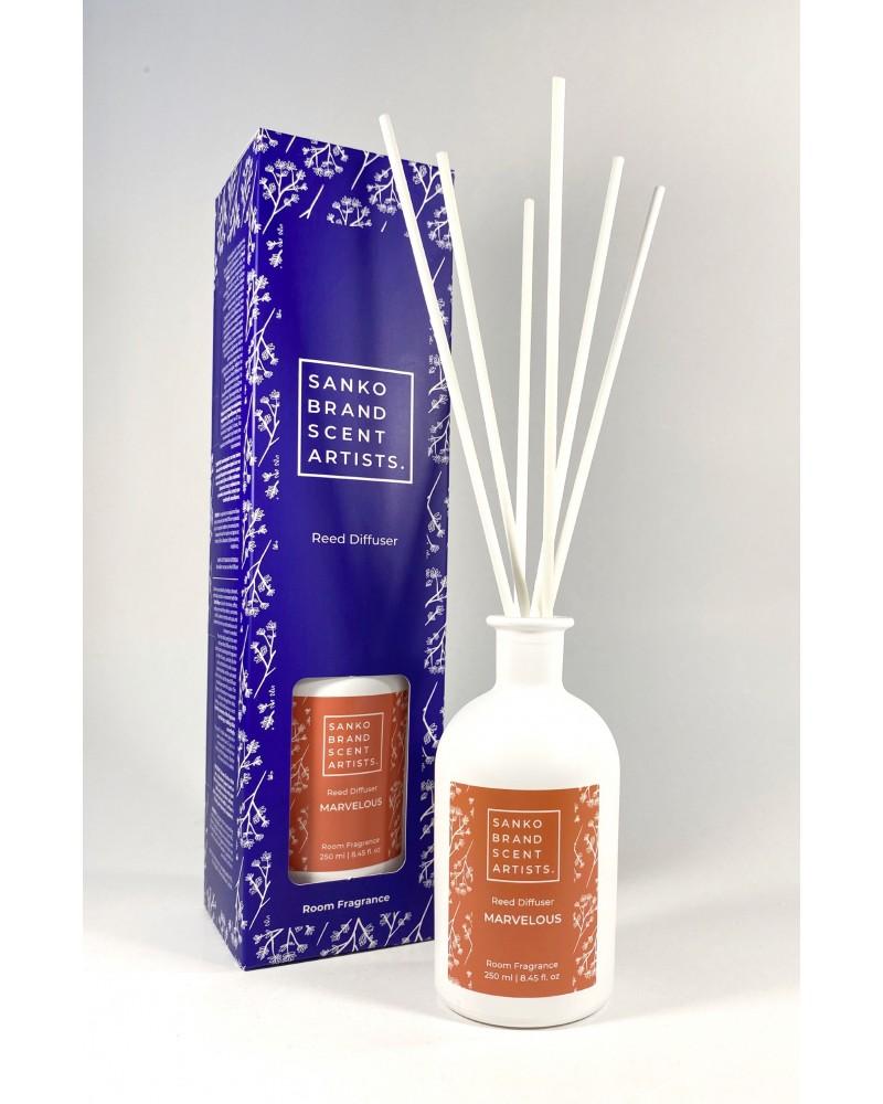 MARVELOUS Reed Diffuser αρωματικό χώρου 250 ml