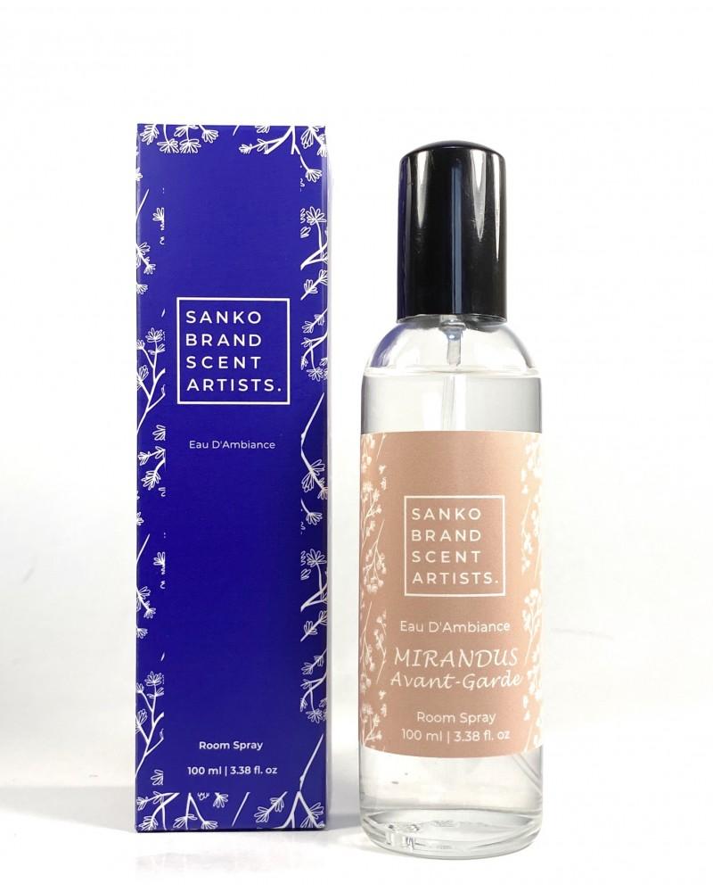 MIRANDUS AVANT-GARDE Eau D'Ambiance αρωματικό χώρου room pump 100 ml