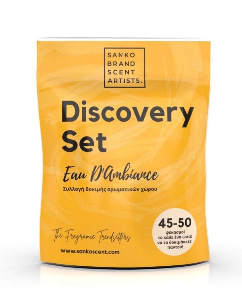 DISCOVERY SET 21: Συλλογή δοκιμής αρωματικών χώρου 21