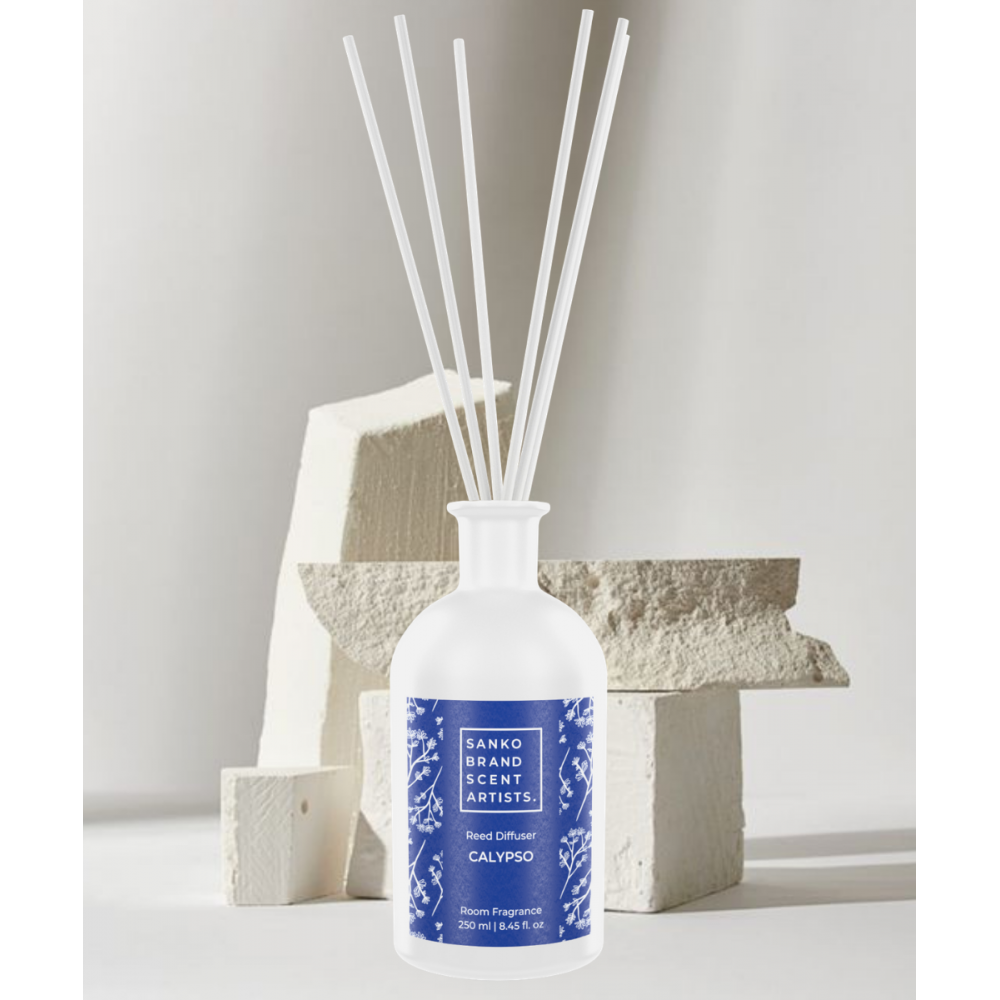CALYPSO Reed Diffuser αρωματικό χώρου 250 ml