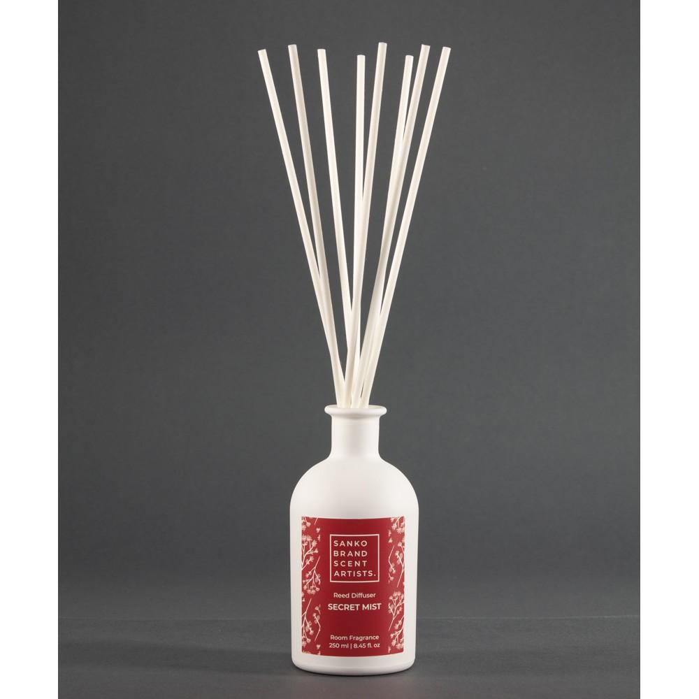 SECRET MIST Reed Diffuser αρωματικό χώρου 250 ml