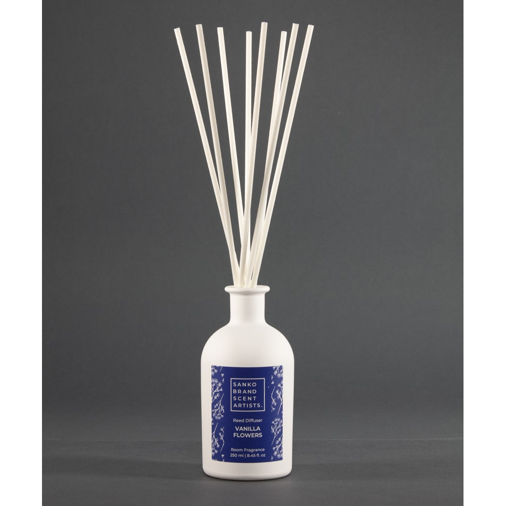 VANILLA FLOWERS Reed Diffuser αρωματικό χώρου 250 ml